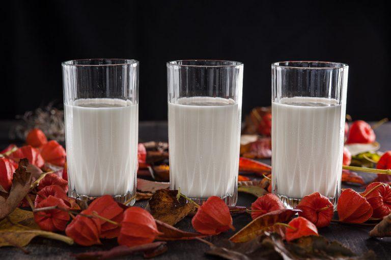 Veste, kakšna je razlika med jogurtom, kislim mlekom in kefirjem?