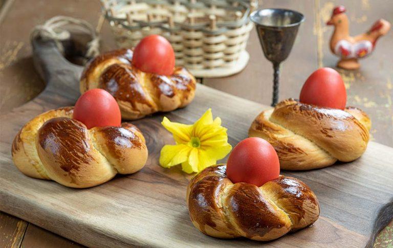Tradicionalna jed velikonočnega slavja: Velikonočna gnezda