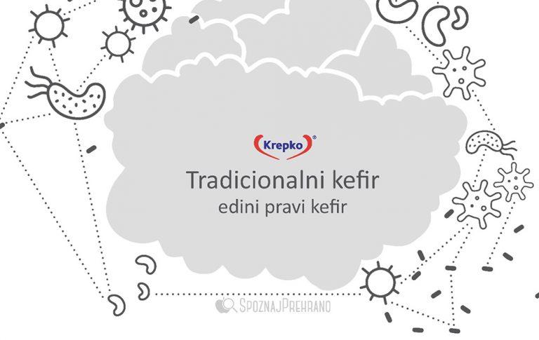 Velike razlike med tradicionalnim in industrijskim kefirjem
